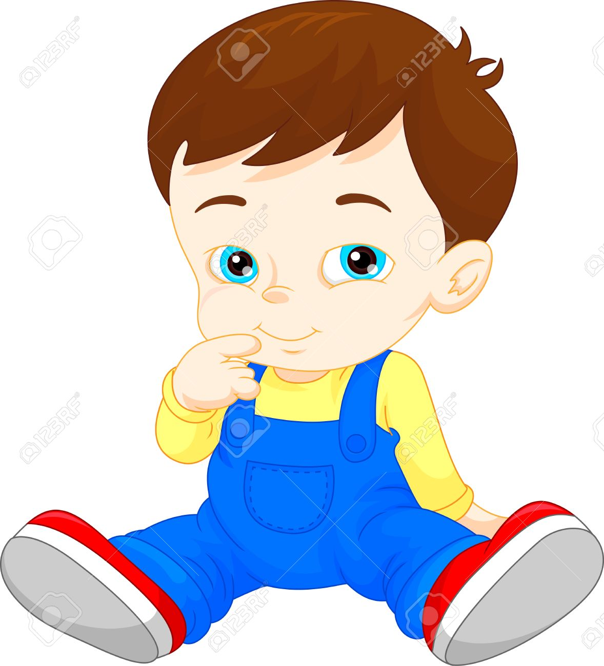 Baby Boy Clipart Images.