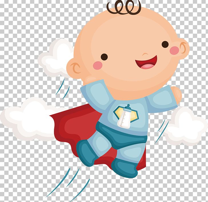 Infant Superhero Cartoon Child PNG, Clipart, Baby, Baby Boy.