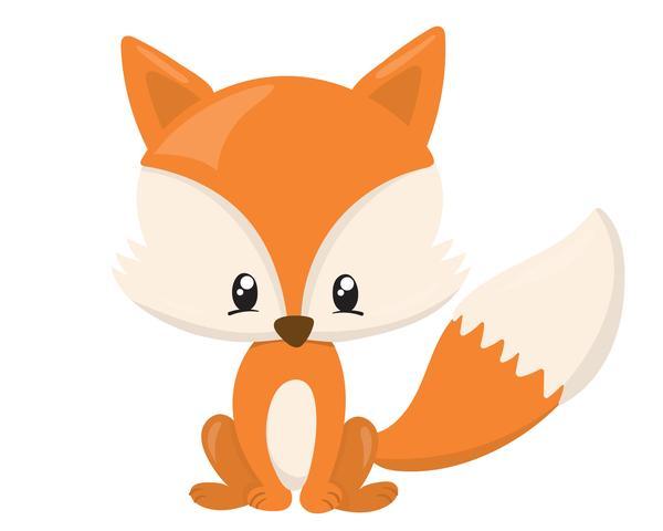 6021 Fox free clipart.
