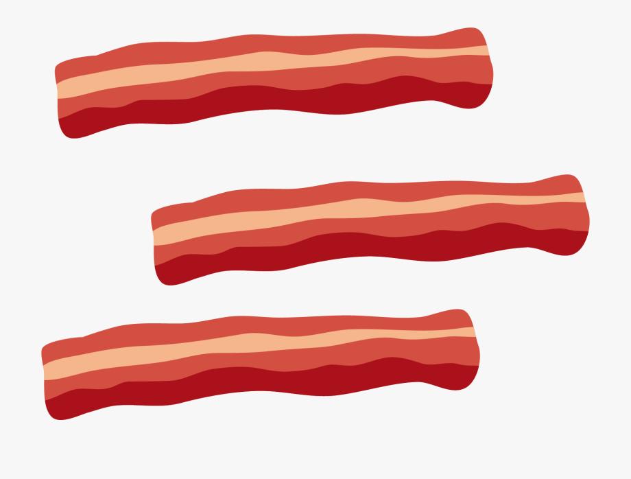 Bacon clipart clip art, Bacon clip art Transparent FREE for.