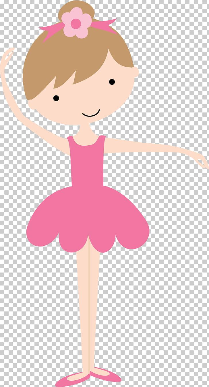 Ballet Dancer Cartoon , Cute Ballerina s PNG clipart.