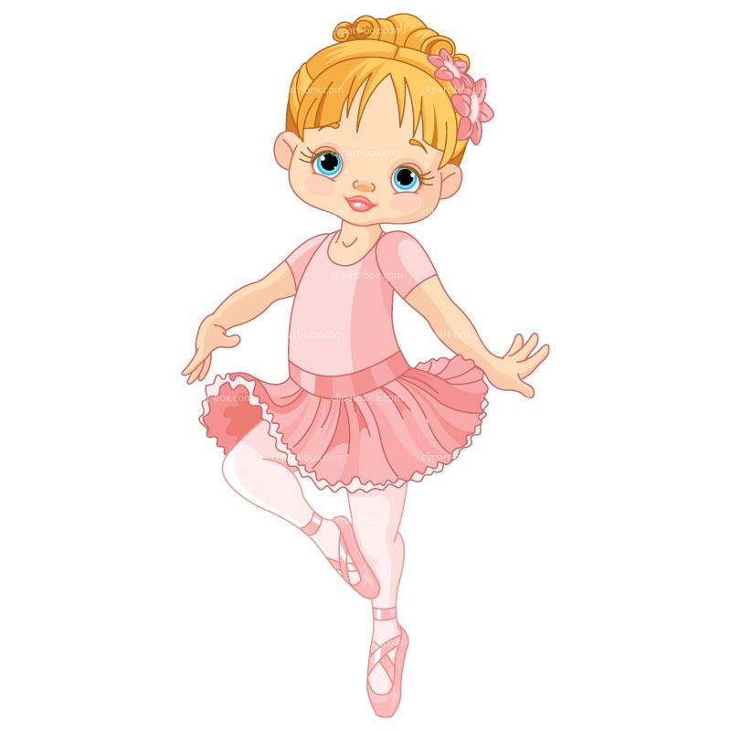 Free Ballerina Clipart.