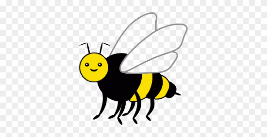 Bee Clipart Animation.