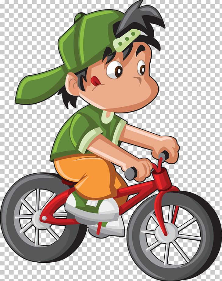 Bicycle Cycling Cartoon PNG, Clipart, Animation, Art, Bicycle.