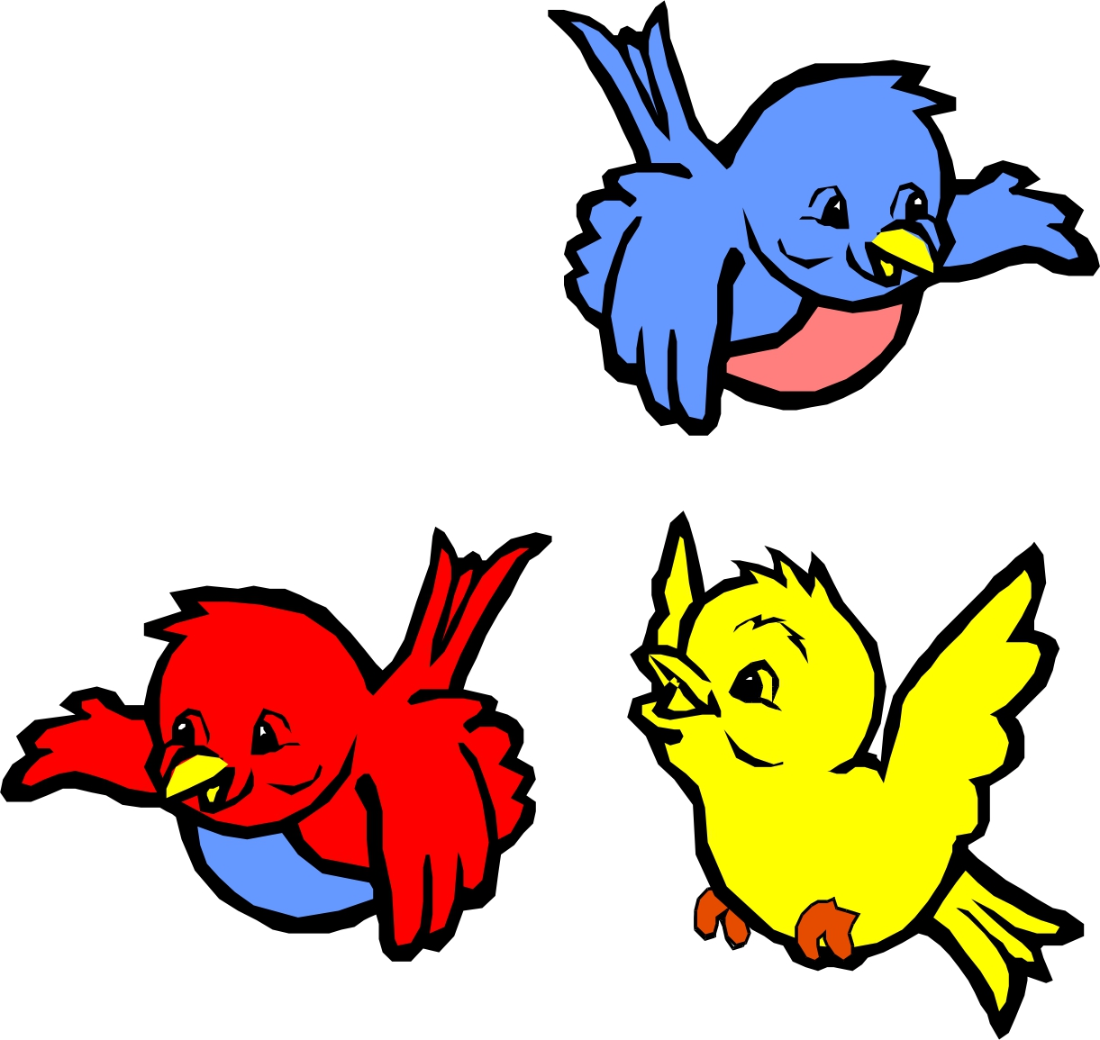 Free Animated Bird Cliparts, Download Free Clip Art, Free Clip Art.