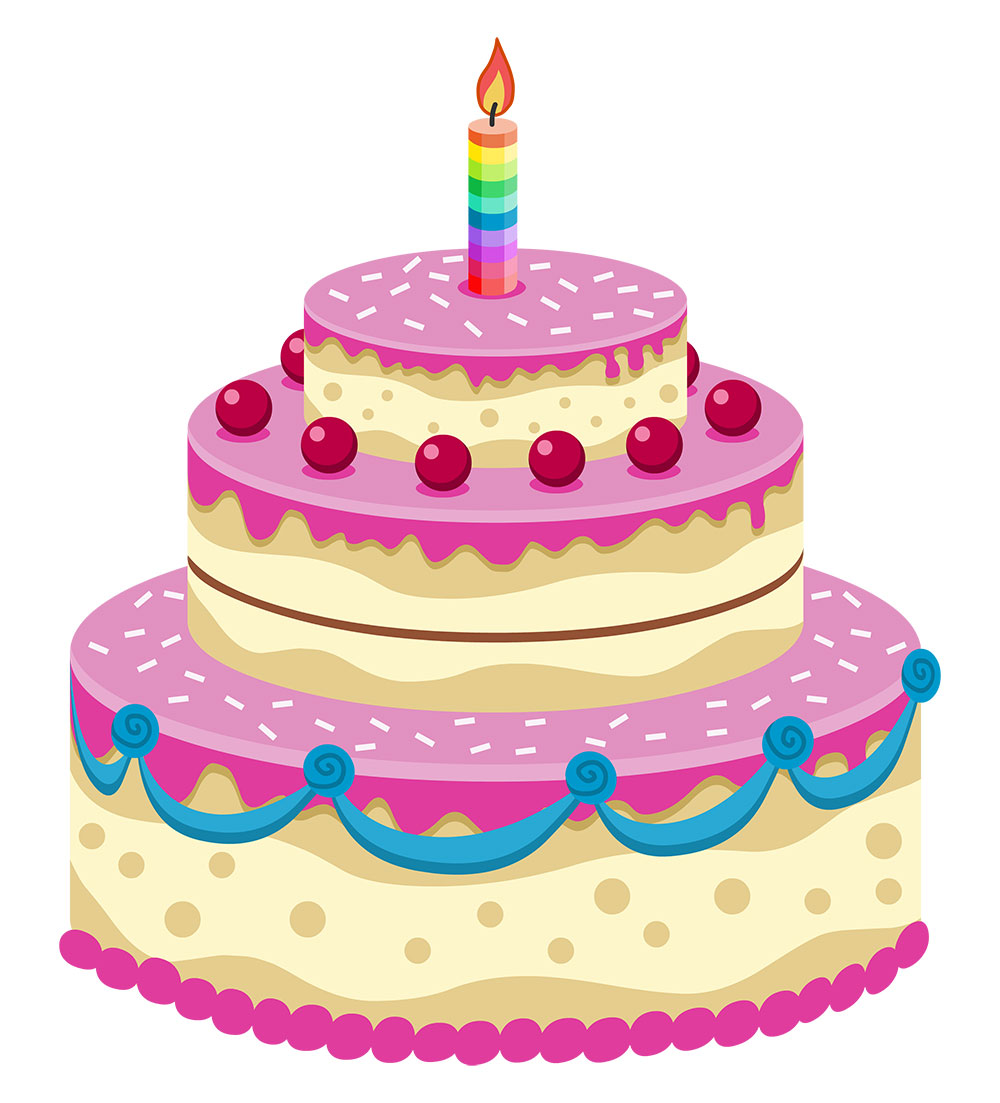 Free Cartoon Birthday Cake, Download Free Clip Art, Free Clip Art on.
