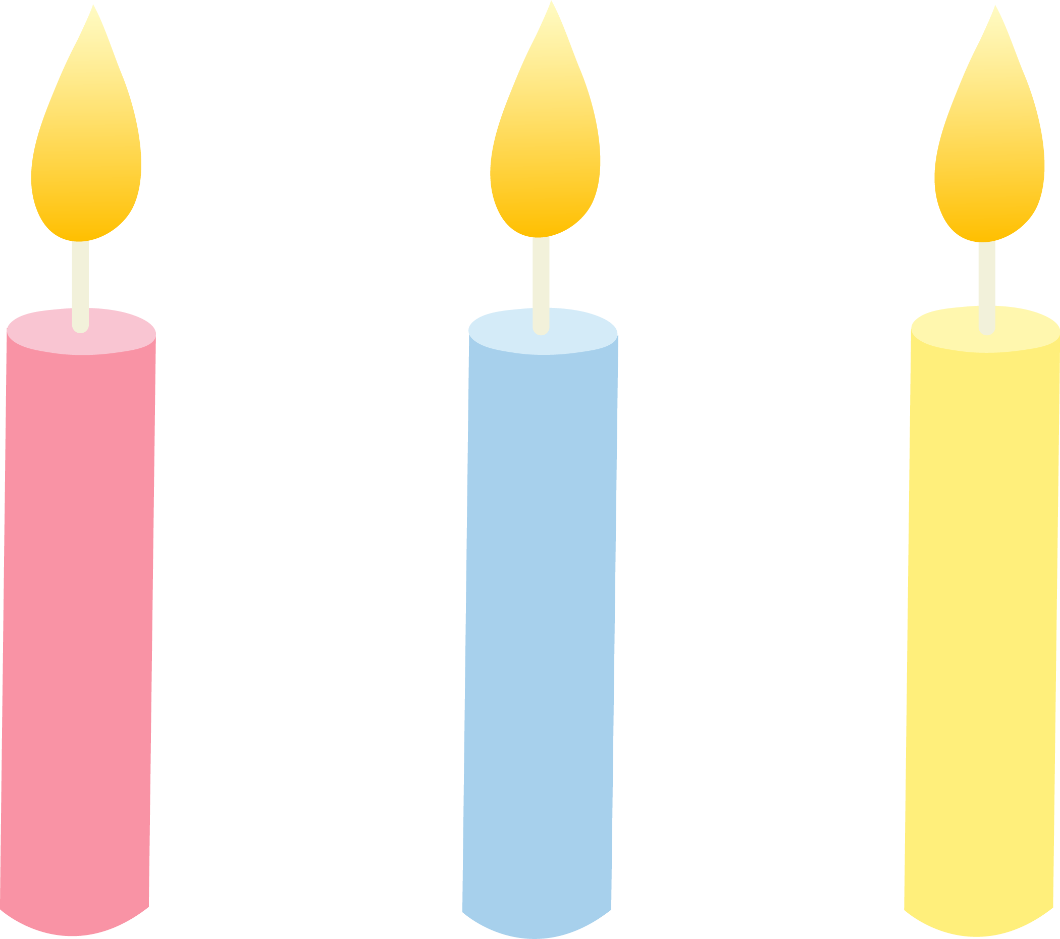 Free Birthday Candle Clipart, Download Free Clip Art, Free.