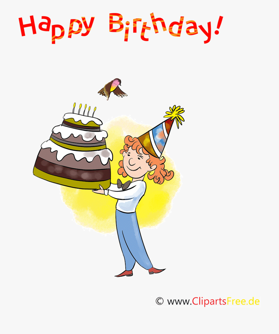 Geburtstag Animation Gratis Clip Art Funny Birthday.