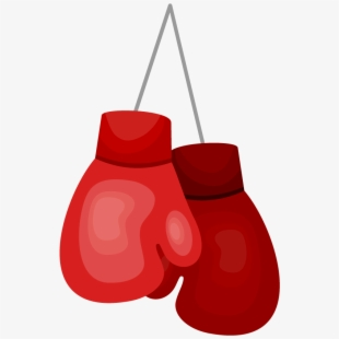 Transparent Boxing Gloves Clipart , Transparent Cartoon.