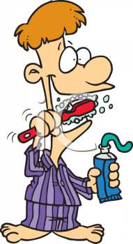 Showing post & media for Brush your teeth cartoon.