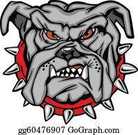 Bulldog Clip Art.