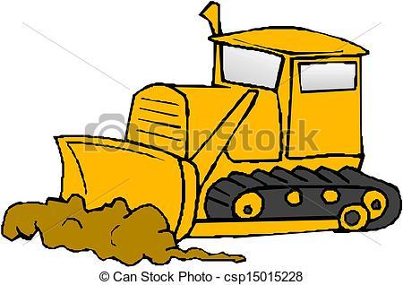 Bulldozer clipart draw, Bulldozer draw Transparent FREE for.