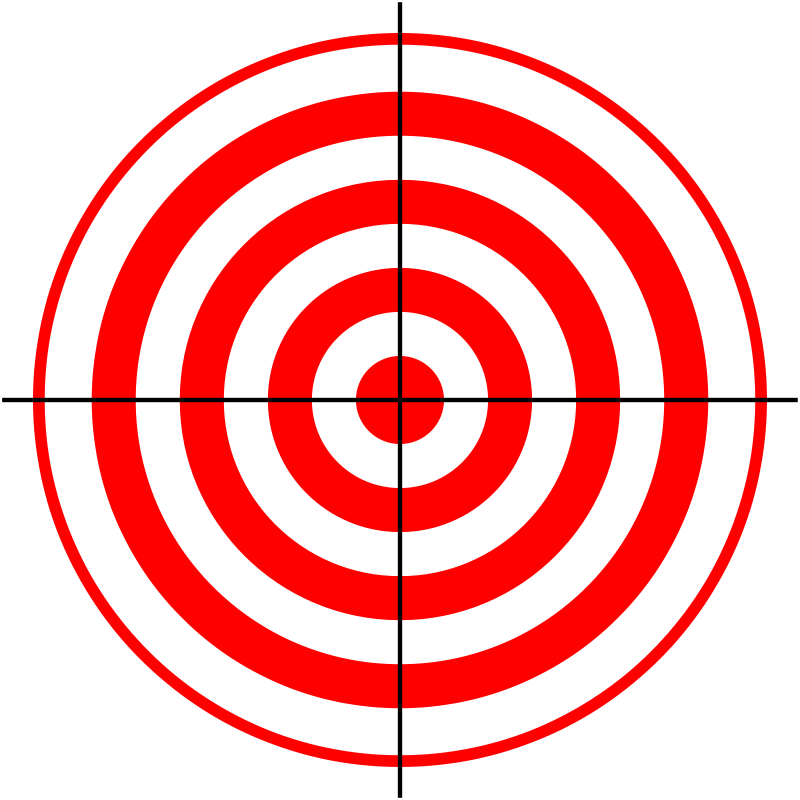 Animated Bullseye Clipart.