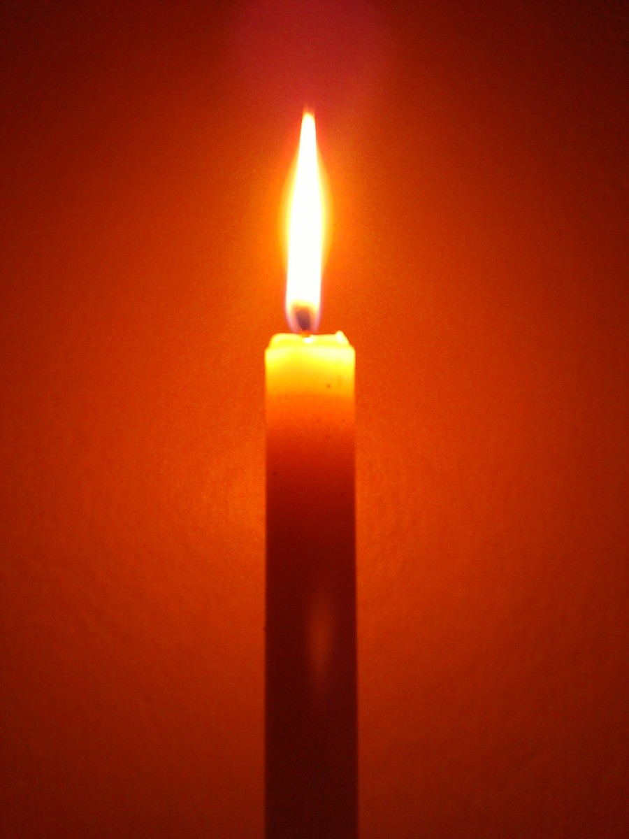 Download animated burning candle gif clipart Candle.