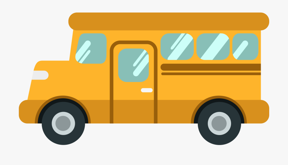 Cartoon Bus Png.
