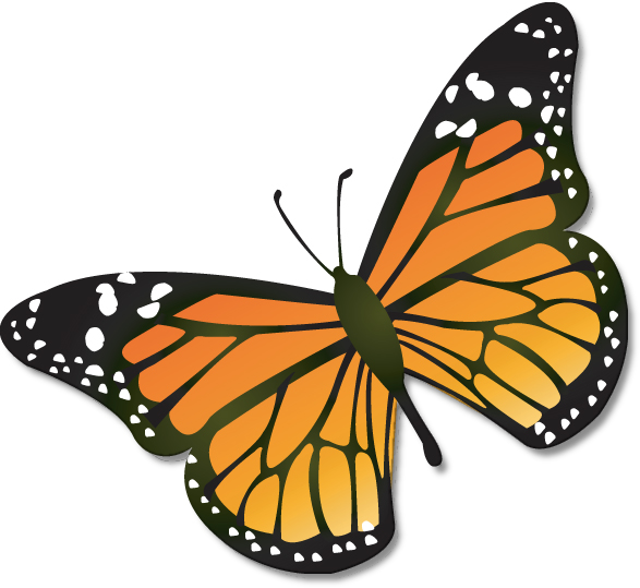 Free Cartoon Monarch Butterfly, Download Free Clip Art, Free.