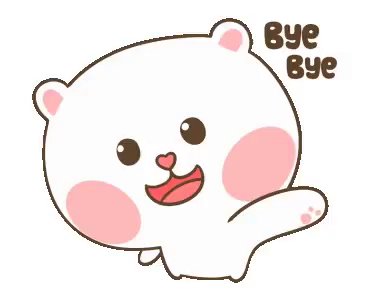 Cute Bye GIFs.