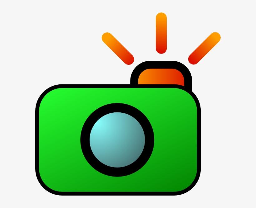 Animated Camera Clip Art.