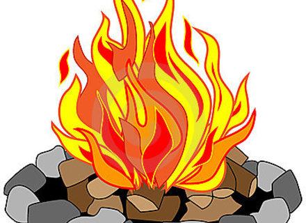 Bonfire clipart animated, Bonfire animated Transparent FREE.