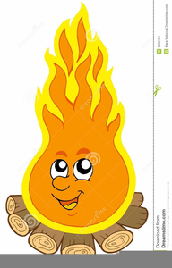 Campfire Clipart Animated.