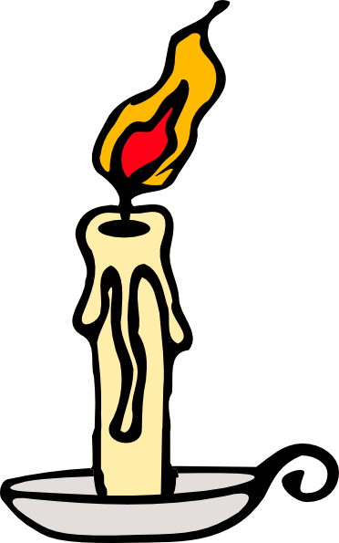 Candle clipart animated, Candle animated Transparent FREE.