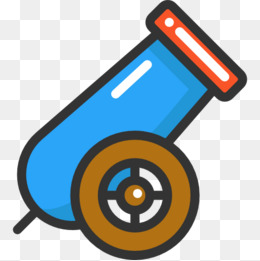 Cannon clipart animated, Cannon animated Transparent FREE.