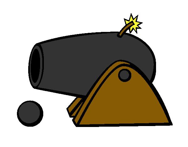 Cannon clipart cartoon, Cannon cartoon Transparent FREE for.