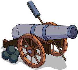 Collection of free Cannons clipart pirates. Download on.