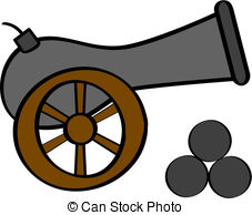Cannon Illustrations and Clipart. 8,668 Cannon royalty free.