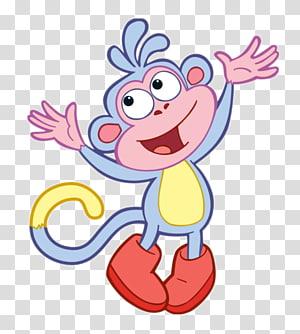 Swiper Character Animated cartoon, Cartoon character.