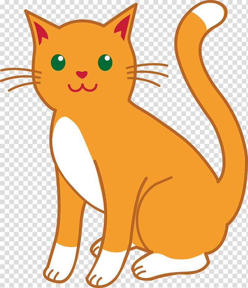 Kitten Havana Brown Meow , Animated Cats transparent.