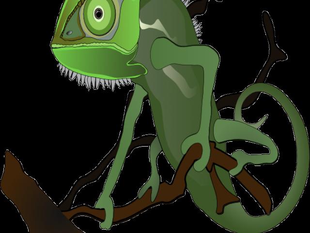 Chameleon Clipart Animated.