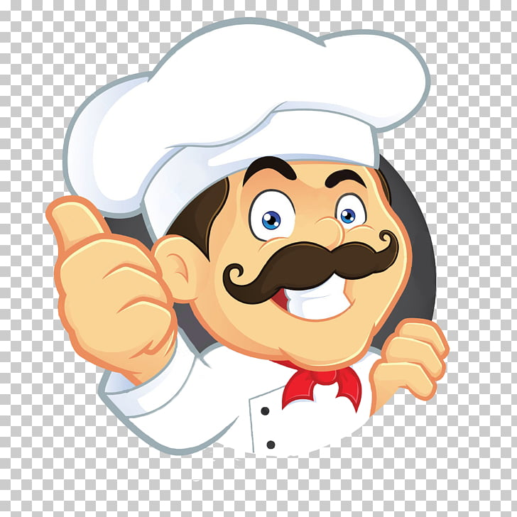 Chef Cartoon , chef, chef illustration PNG clipart.