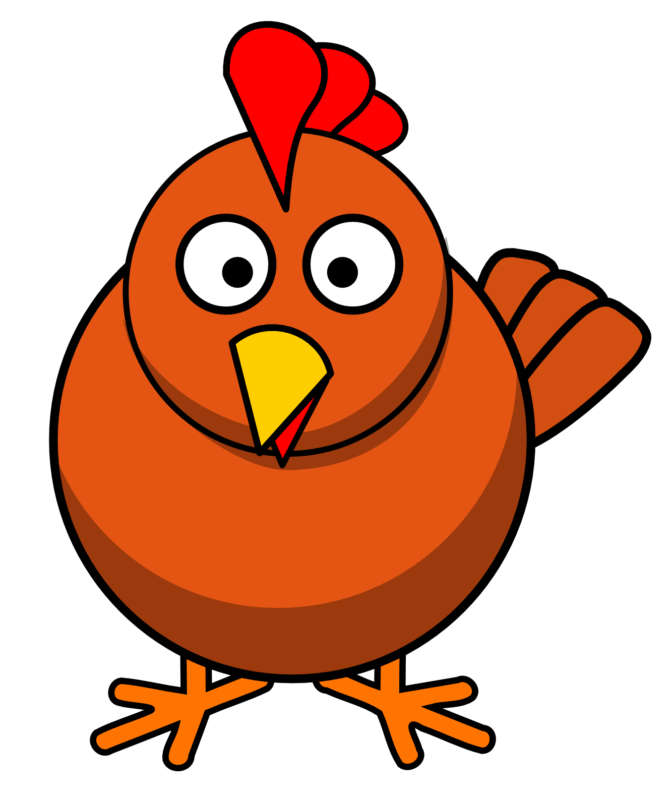 Free Animated Pictures Of Chickens, Download Free Clip Art.