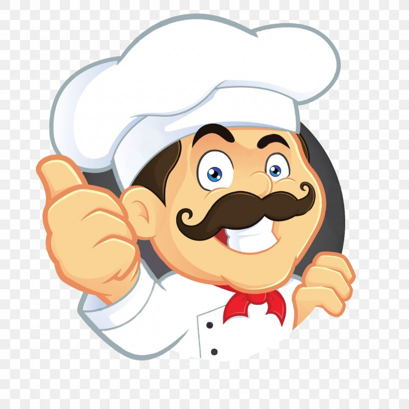 Chef Cartoon Clip Art, PNG, 1300x1300px, Chef, Cartoon.