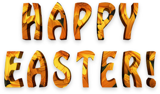 Free Easter Gifs.