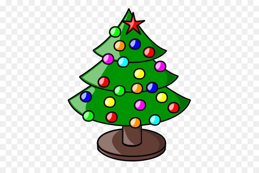 Christmas Tree Animation png download.