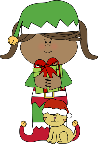 Christmas Elf Clipart Png.