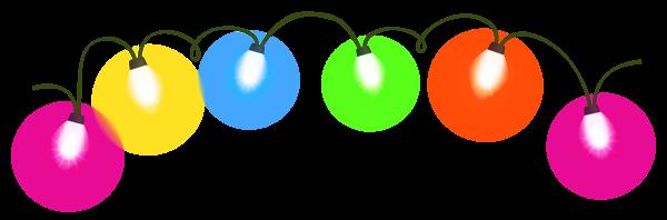 Download Christmas Lights Border Animations Christmas Image Clipart.