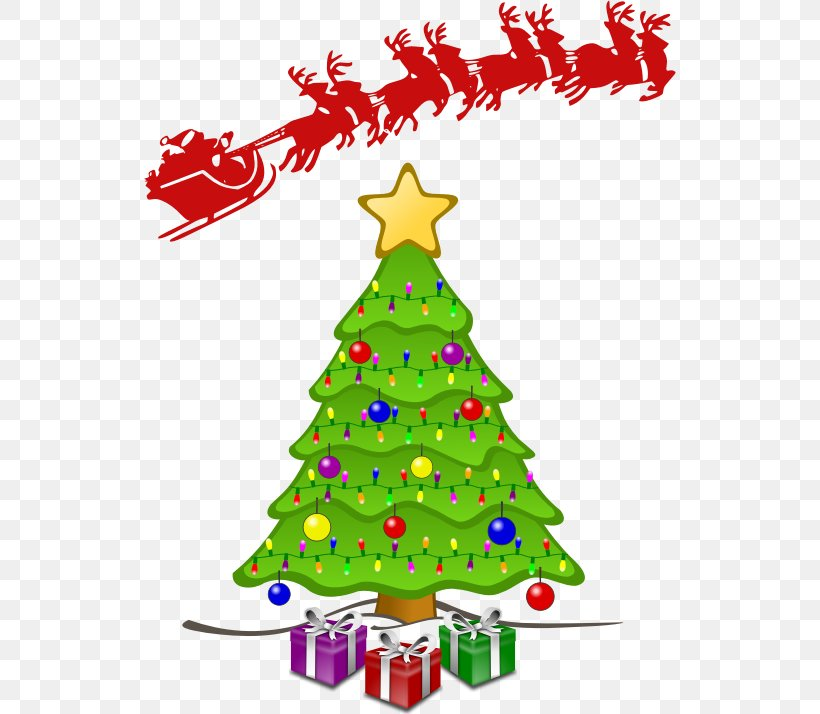 Christmas Tree Animation Christmas Ornament Clip Art, PNG.