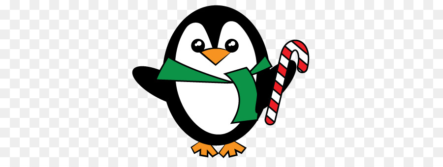 Christmas Penguin.