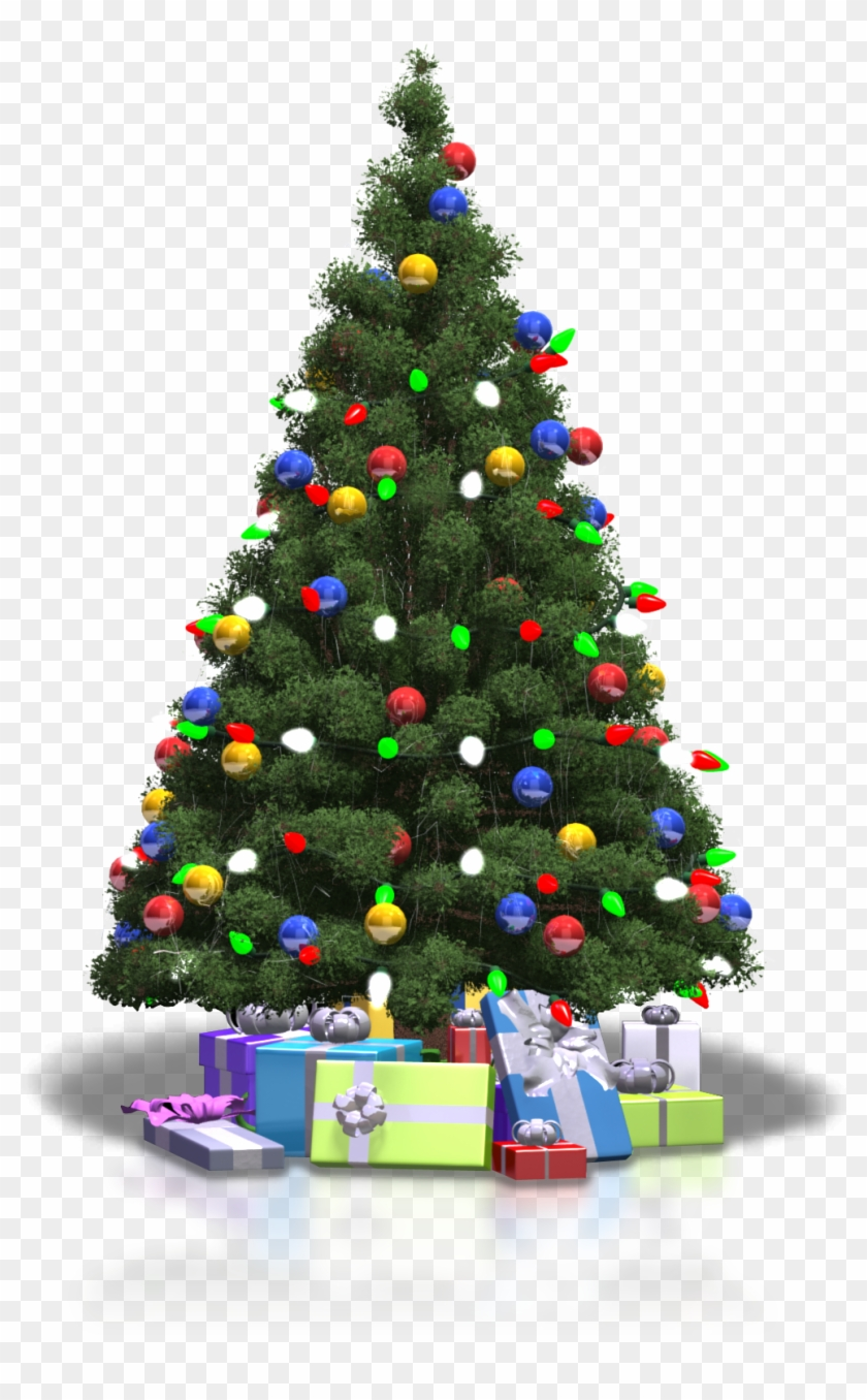 Christmas Tree Png.