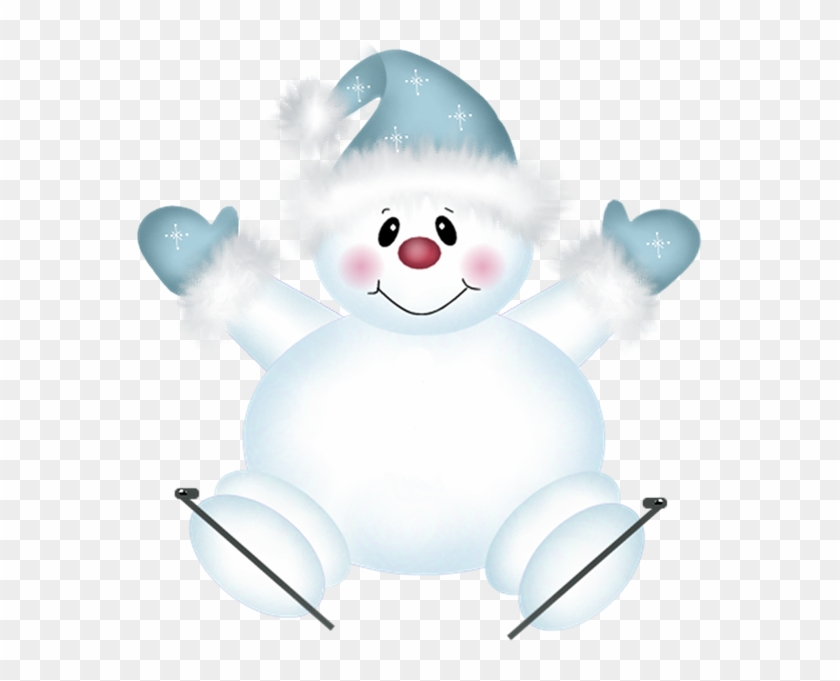Snowman Clipart, Snowman Cards, Christmas Snowman,.