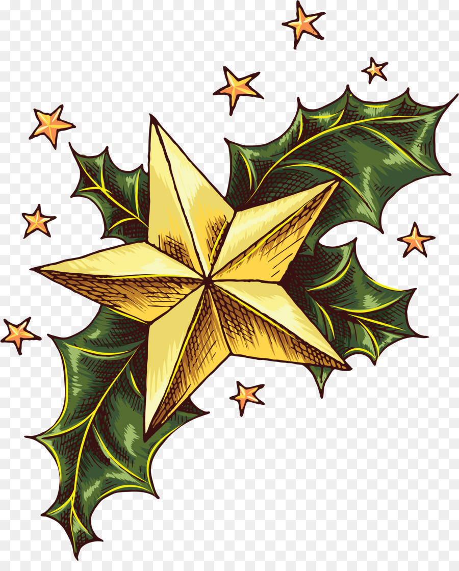 Christmas Tree Star.