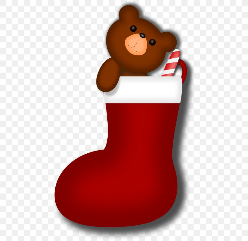 Christmas Stockings Sock Clip Art, PNG, 475x797px, Christmas.