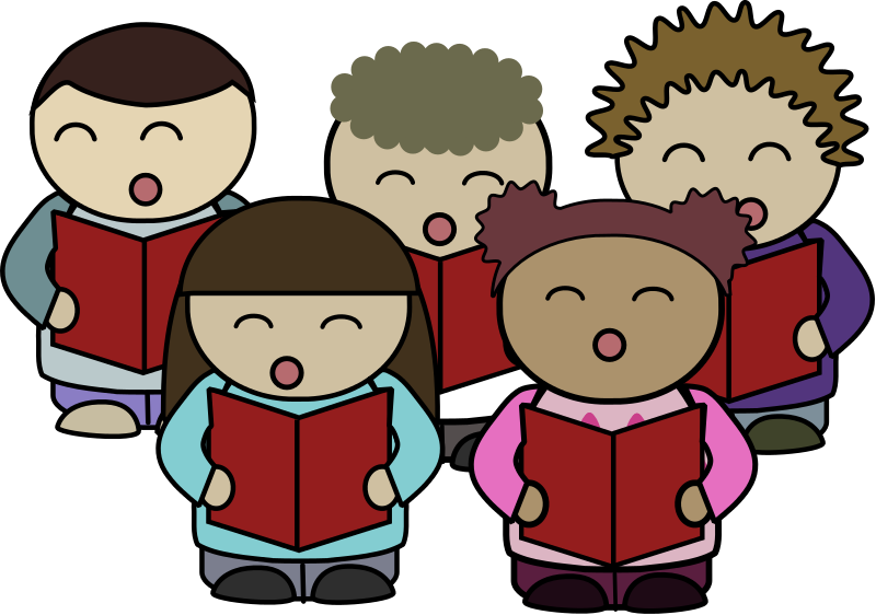 Choir clipart animated, Choir animated Transparent FREE for.