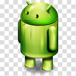 Android Icon, android, green Android illustration.