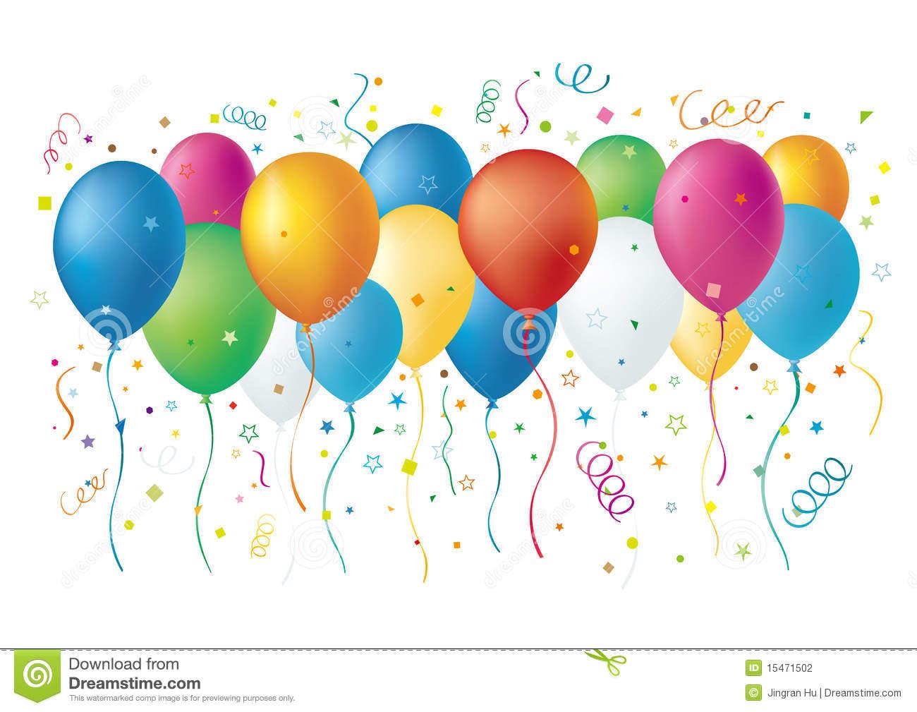 Similiar Animated Balloons And Confetti Keywords.