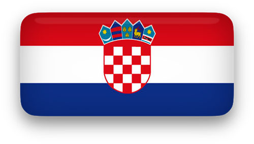 Free Animated Croatia Flag Gifs.