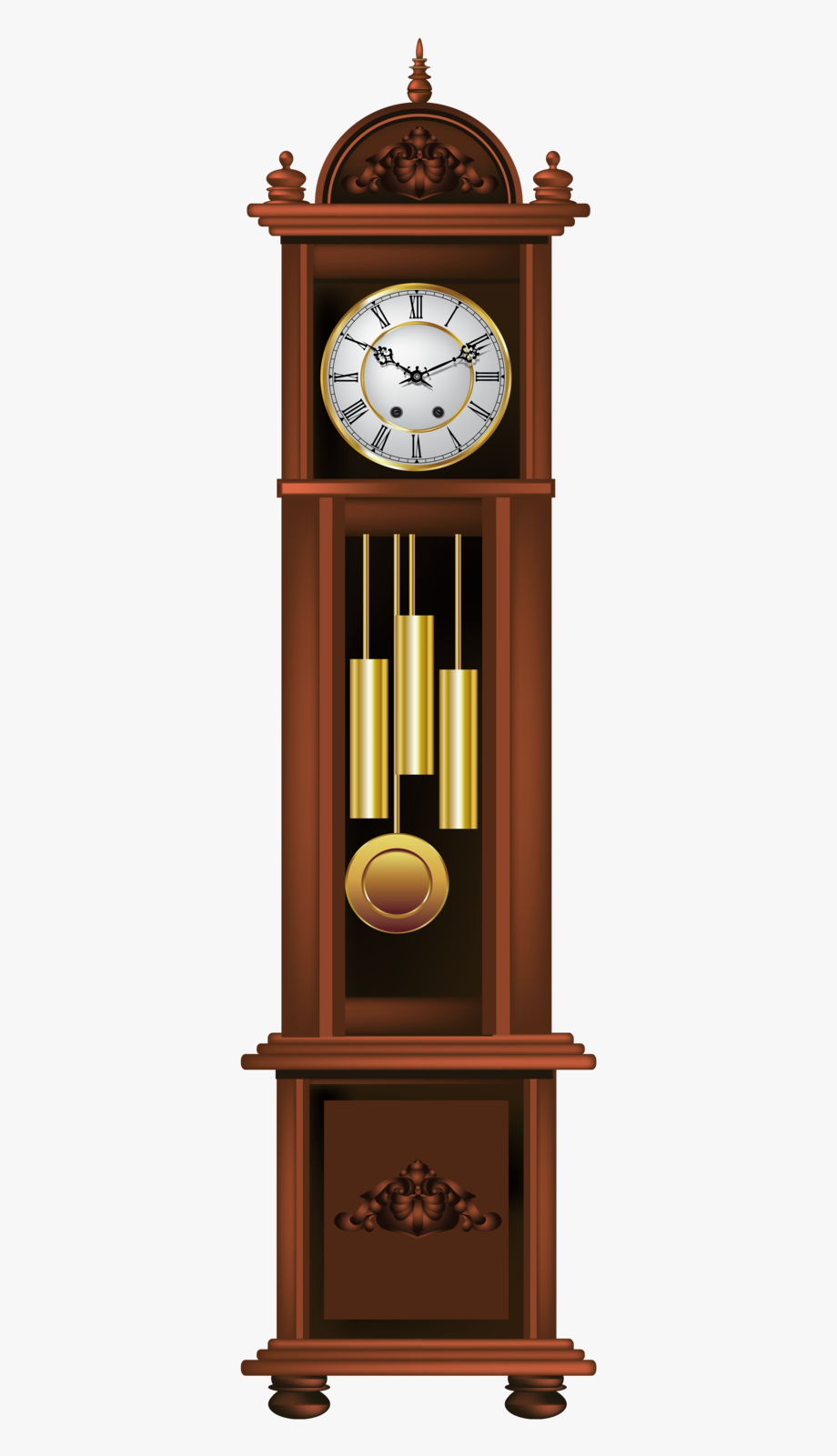 Grandfather Clock Clipart Png, Cliparts & Cartoons.